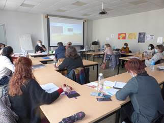 Formation professionnelle culture et handicap