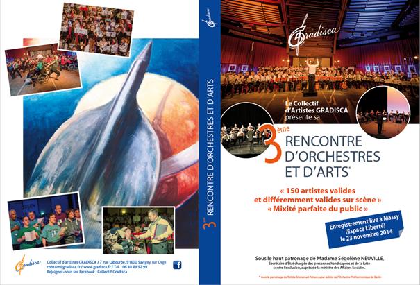 3ème Rencontre d'Orchestres et d'Arts (23 Novembre 2014 à Massy)