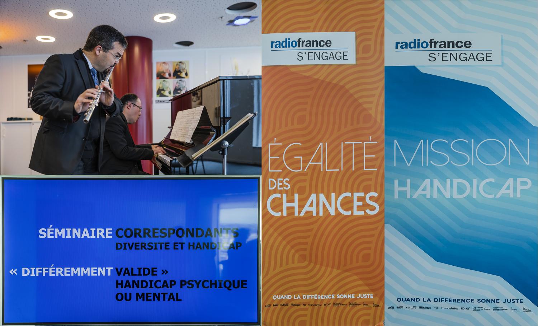 Concert-conférence pour Radio France