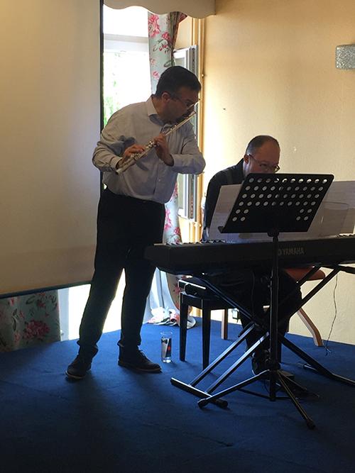 Fête de la musique - Concert de l'Ensemble Différemment Valide
