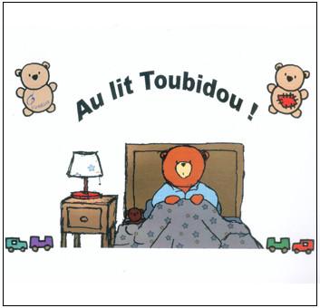 AU LIT TOUBIDOU ! - Conte pour enfants