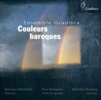 COULEURS BAROQUES - Musique baroque