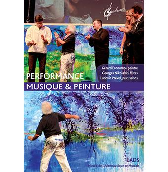 Performance Musique & Peinture
